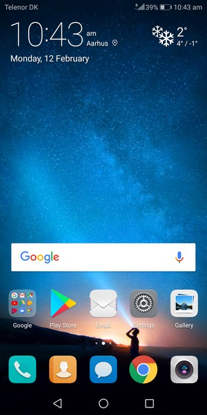 Install apps - Huawei Mate 10 Lite - Android 7 0 - Device Guides