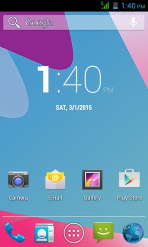 Set up SMS - BLU Advance 4 0 - Android 4 2 - Device Guides