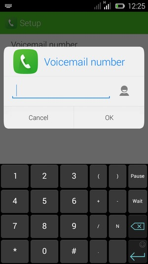 Access voicemail - Tecno Y6 - Android 4 4 - Device Guides