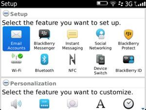 set up pop3 imap email blackberry bold 9900 7 1 device guides rh helpforsmartphone com BlackBerry OS 6 BlackBerry Q10 Email