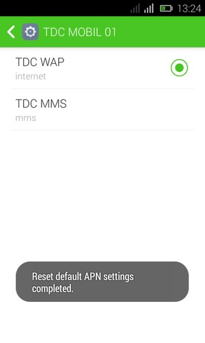 Set up Internet - Tecno Y3 - Android 4 4 - Device Guides