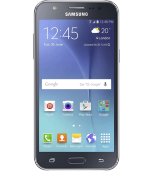Access voicemail - Samsung Galaxy J7 - Android 5 1 - Device Guides