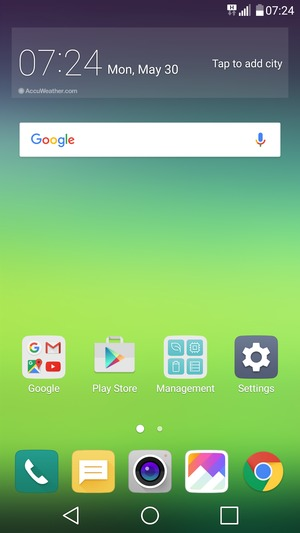 Set up MMS - LG G5 - Android 6 0 - Device Guides