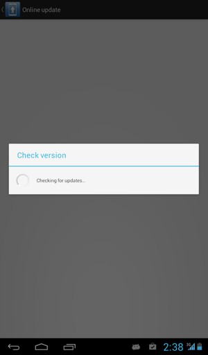 Update software - Huawei MediaPad 10 FHD - Android 4 0 - Device Guides