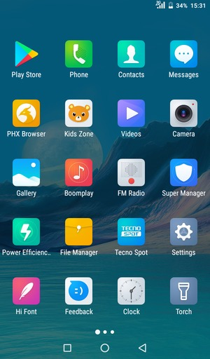 Update software - Tecno DroiPad 7D - Android 7 0 - Device Guides