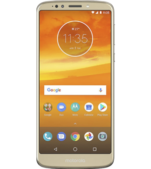 Install apps - Motorola Moto E5 Plus - Android 8 0 - Device Guides