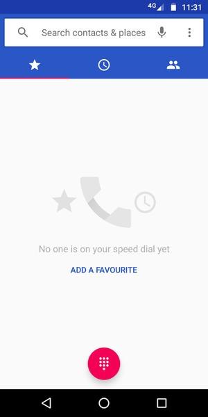Access voicemail - Motorola Moto E5 Plus - Android 8 0