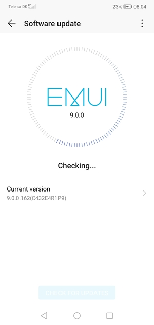 Update software - Huawei Honor 9 Lite - Android 9 0 - Device
