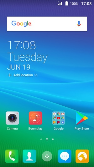 Update software - Tecno WX3 LTE - Android 7 0 - Device Guides
