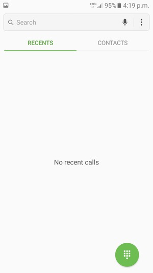 Access voicemail - Samsung Galaxy A5 (2017) - Android 6 0 - Device