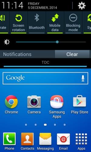 Turn sound on off samsung galaxy trend lite android 4 - Samsung galaxy trend lite mode d emploi ...