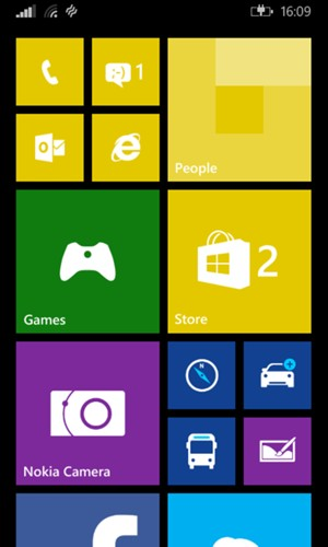 Install apps - Nokia Lumia 530 - Windows Phone 8 1 - Device Guides