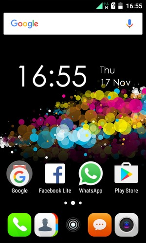 Install apps - Itel IT1409 - Android 5 1 - Device Guides