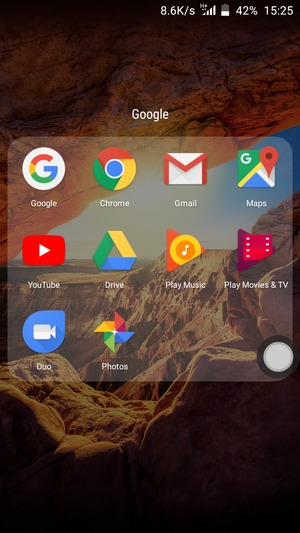 Set up Exchange email - Tecno Spark - Android 7 0 - Device