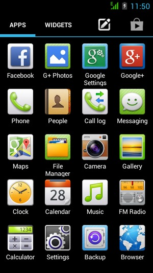 Update software - Huawei Ascend Y511 - Android 4 2 - Device