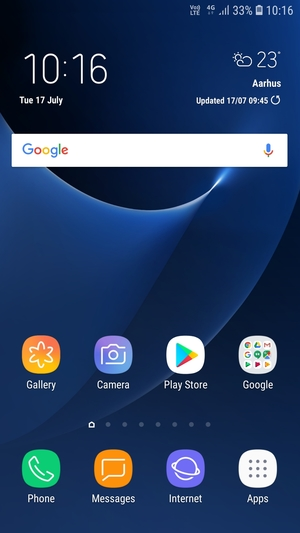 Switch between 3G/4G - Samsung Galaxy S7 Edge - Android 8 0