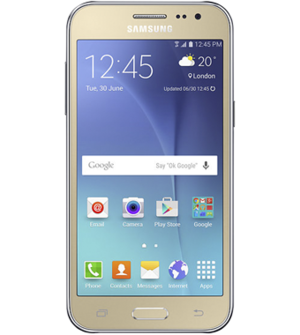 Connect to Wi-Fi - Samsung Galaxy J2 - Android 5 1 - Device