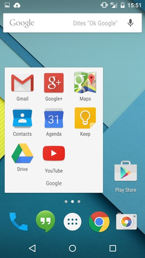 how to change from pop to imap on android