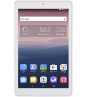 Manual - Alcatel One Touch Pixi 3 (8) WiFi - Android 5 0 - Device Guides