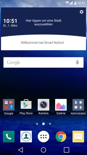 Aktualisieren Der Software Lg Zero Android 5 1 Device Guides