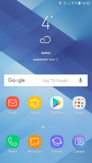 Update software - Samsung Galaxy A9 Pro (2016) - Android 7 0
