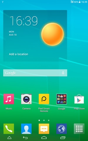 Update software - Alcatel One Touch Pixi 3 (8) - Android 4 4
