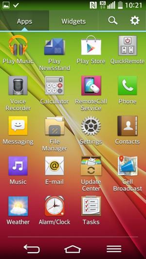 lg g2 apps