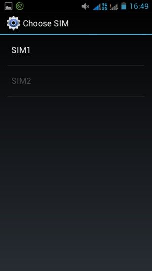 Set up Internet - Itel iNote Beyond 3G - Android 4 1