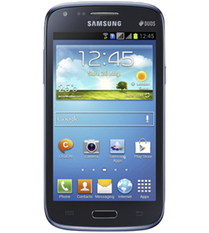 Access voicemail samsung galaxy core android 4 1 2 device guides