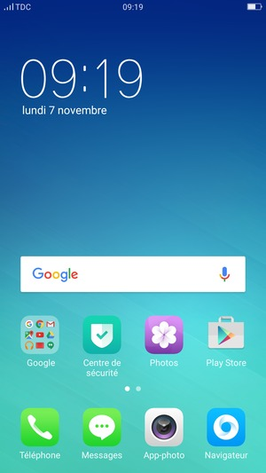 Importer Des Contacts Oppo F1s Android 51 Device Guides