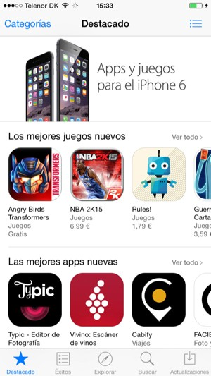 Instalar Aplicaciones Apple Iphone 5s Ios 8 Device Guides
