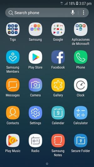 Set Up Mms Samsung Galaxy J2 Pro 2018 Android 7 1 Device Guides