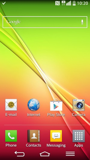 Switch between 3G/4G - LG G2 mini - Android 4 4 - Device Guides