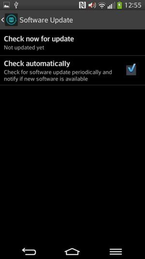 lg g flex software update