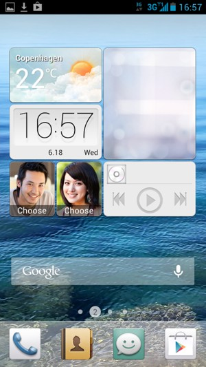 Switch between 2G/3G - Huawei Ascend G610 - Android 4 2