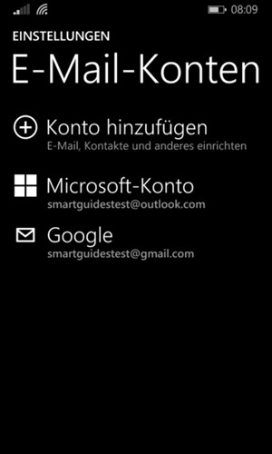 how to set password on nokia lumia 630