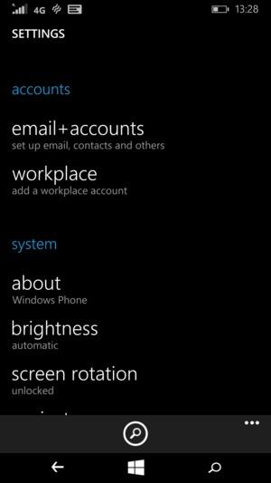 i forgot my microsoft account password in lumia 640