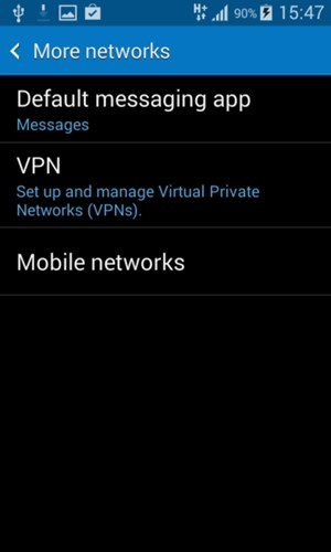 how to set up voicemail on galaxy 4