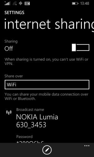 how to turn off shaw wifi modem