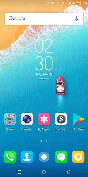 Restore backup - Tecno Camon CM - Android 7 0 - Device Guides