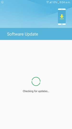 Update software - Samsung Galaxy A7 (2017) - Android 6 0