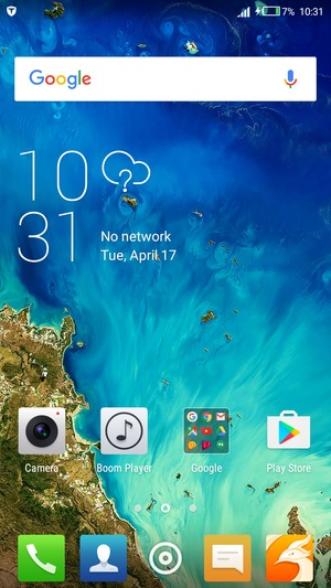 Set up Internet - Tecno W5 - Android 6 0 - Device Guides