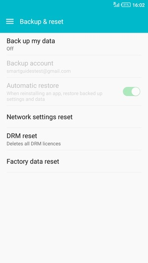 Back up phone - Infinix Note 4 Pro - Android 7 0 - Device Guides