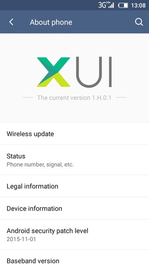 Update software - Infinix Hot 3 - Android 5 1 - Device Guides