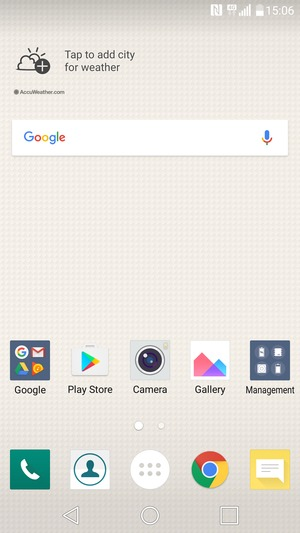 Set up Internet - LG V10 - Android 6 0 - Device Guides