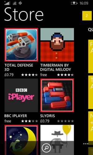 lumia 630 apps