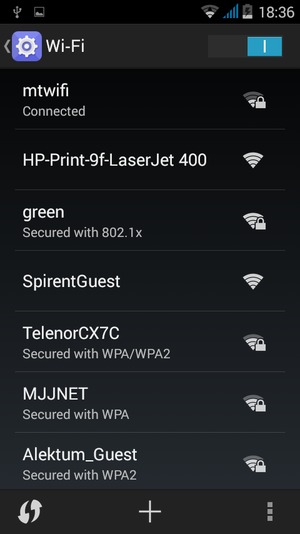 how to know who is connected to wifi
