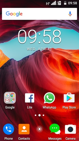 Set up Internet - Itel A12 - Android 6 0 - Device Guides