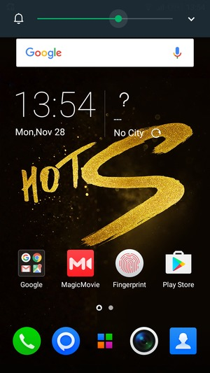 Turn sound on/off - Infinix Hot S - Android 6 0 - Device Guides
