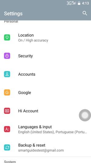 Restore backup - Tecno L9 Plus - Android 7 0 - Device Guides